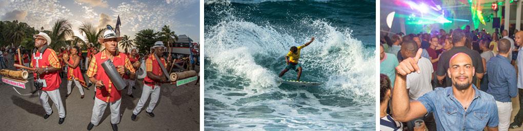le martinique surf pro